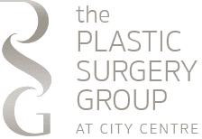 plastic surgery group at city centre logo
