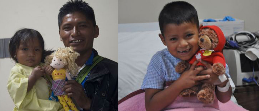 Dr. Mian Donates Time WIth Children In Guatemala